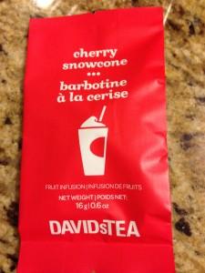 Cherry Snowcone - DavidsTea