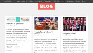Lauren Marinigh Blog