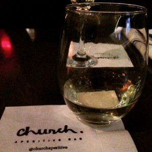church aperitivo bar
