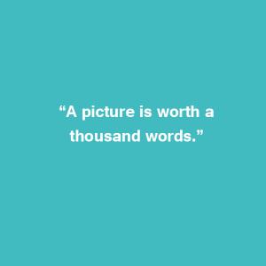 Use Visuals on Social Media