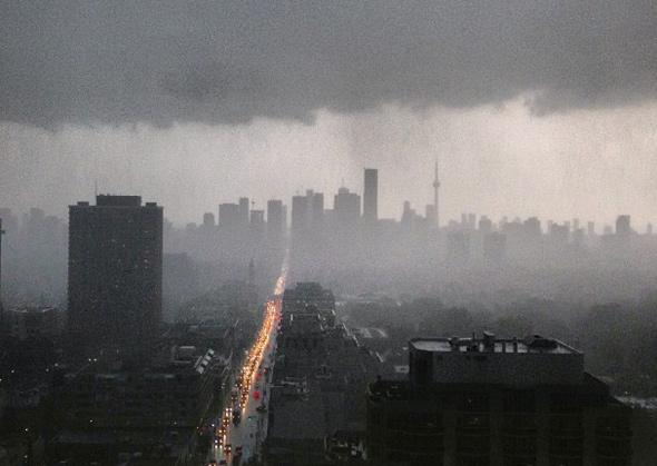 Toronto Storm 2013