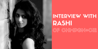 INTERVIEW WITH RASHI