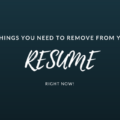 creative resumes standing out in a competitive industry